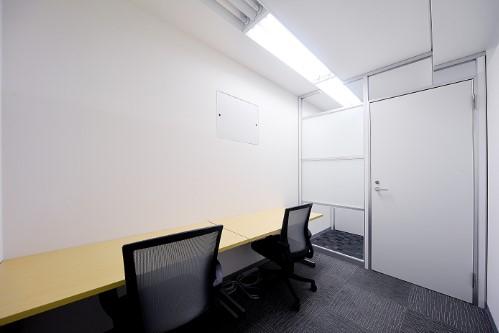 完全個室のお部屋