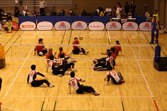 第24回シッティングバレーボール教室開催のお知らせ ~座って出来るバレーボールを体験~