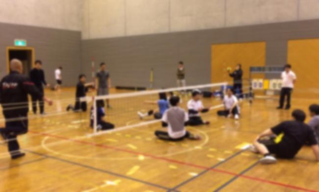 『パラスポーツを通じて学ぶダイバーシティ コミュニケーション』講座4/26開催 ~シッティングバレーボールで学ぶ多様性・共生社会でのコミュニケーションの要点~
