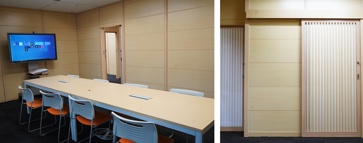和の会議室『EDO会議室』