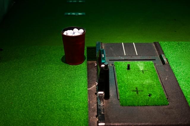 セルフ型ゴルフスタジオ